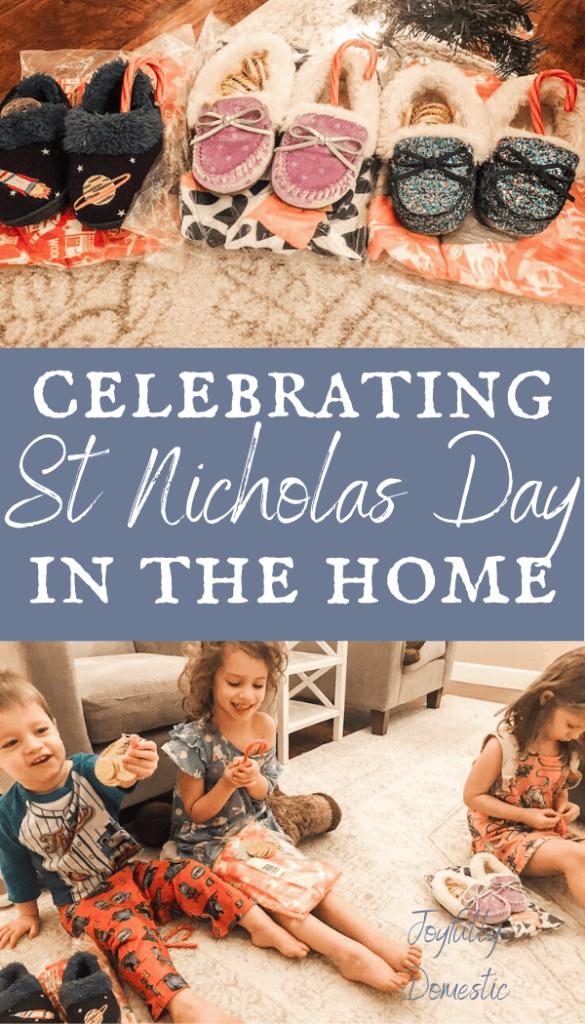 st Nicholas day celebrations