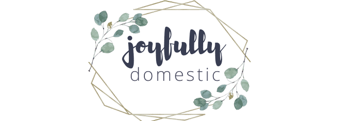 Joyfully Domestic logo
