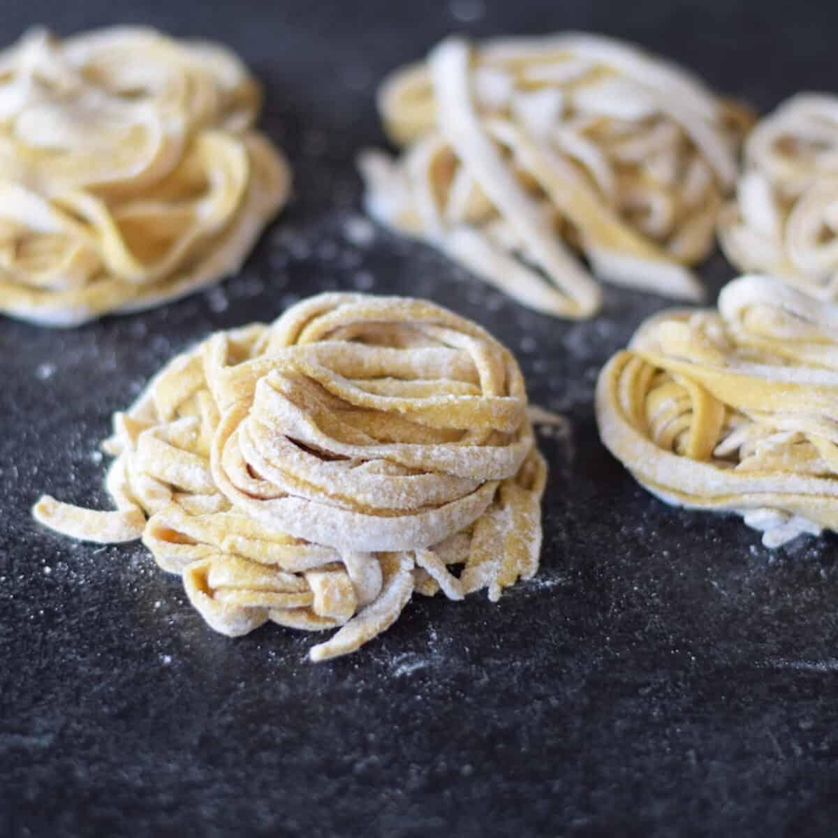 homage pasta noodles