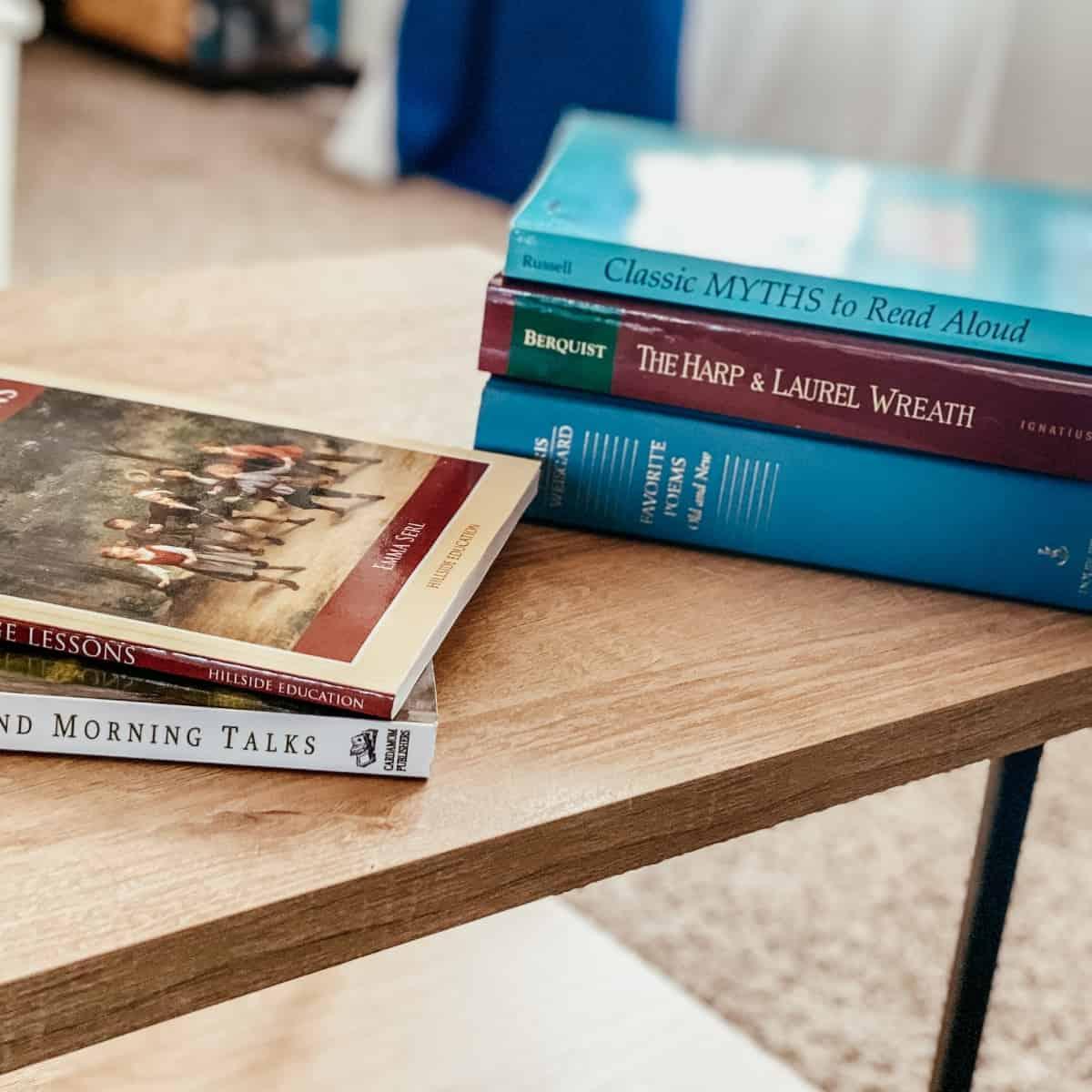 Charlotte Mason Method of Homeschooling